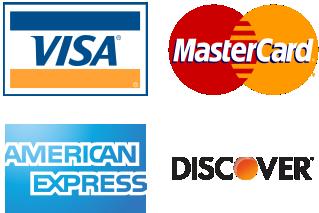 Credit Cards Visa Mastercard American Express Discover