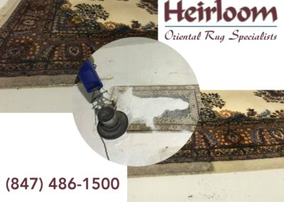 Heirloom Oriental Rug Washing